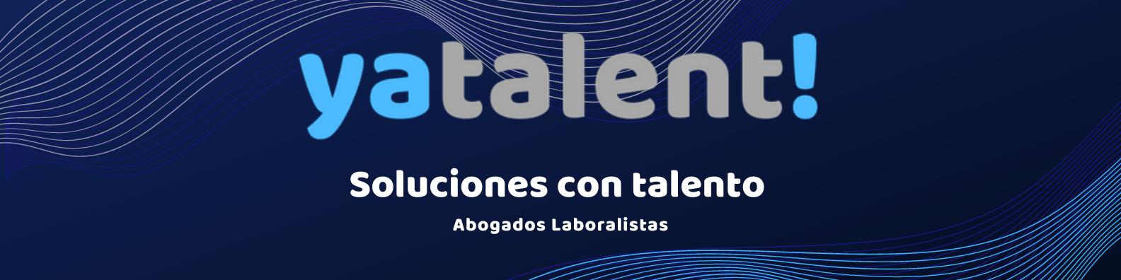 Banner yatalent mejores abogados laboralistas Madrid